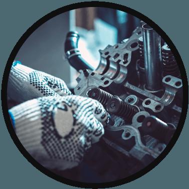 Seized Engine Repairs Oldham