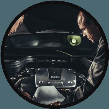 Engine Rebuild Service